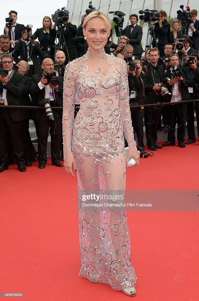 <a gi-track='captionPersonalityLinkClicked' href=/galleries/search?phrase=Inna+Zobova&family=editorial&specificpeople=623843 ng-click='$event.stopPropagation()'>Inna Zobova</a> attends 'The Search' Premiere at the 67th Annual Cannes Film Festival on May 21, 2014 in Cannes, France.