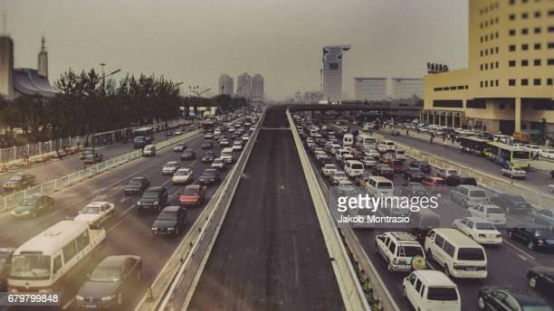 Inner Beijing road