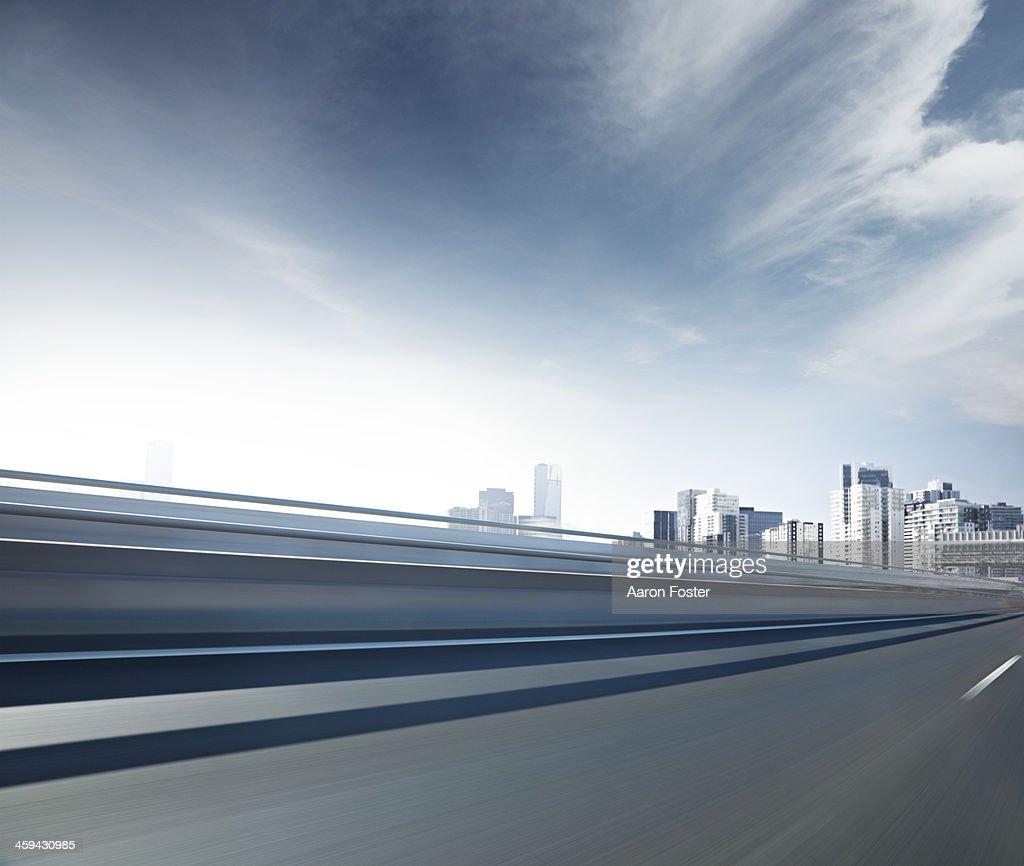 Inner city Highway : Stock Photo