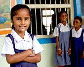 Innocent Indian girl