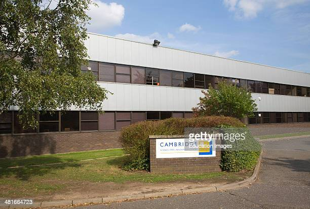 Innovation Centre modern hightech businesses located in Cambridge Science park Cambridge England founded by Trinity College in 1970 is the oldest...