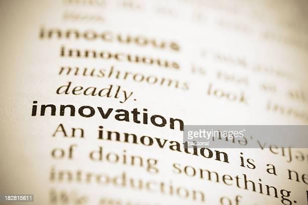革新的な言葉