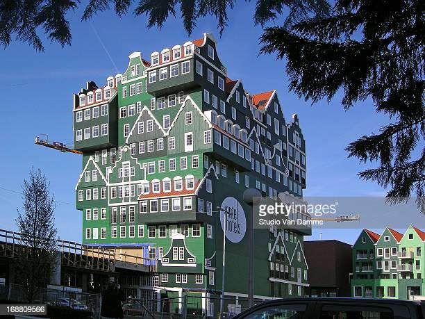 CONTENT] Inntel Hotel AmsterdamZaandam by WAM architects city center masterplan by Soeters Van Eldonk architects Zaandam the Netherlands