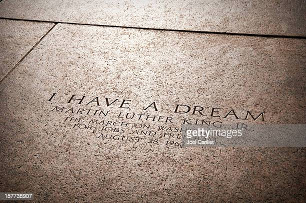 Luther King Jr's I Have a Dream Rede Lage