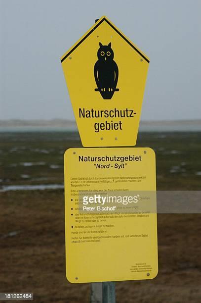 Insel Sylt/Nordsee Reise List/Schleswig Holstein Deutschland Europa