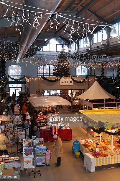 Insel Sylt/Nordsee WeihnachtsMarkt Reise List/Schleswig Holstein Deutschland Europa