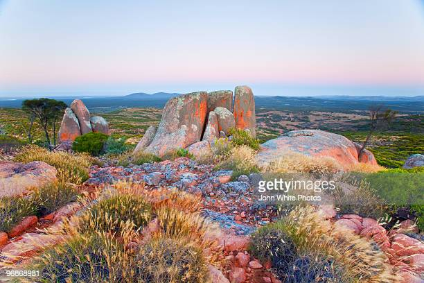Inselbergs Gawler Ranges South Australia