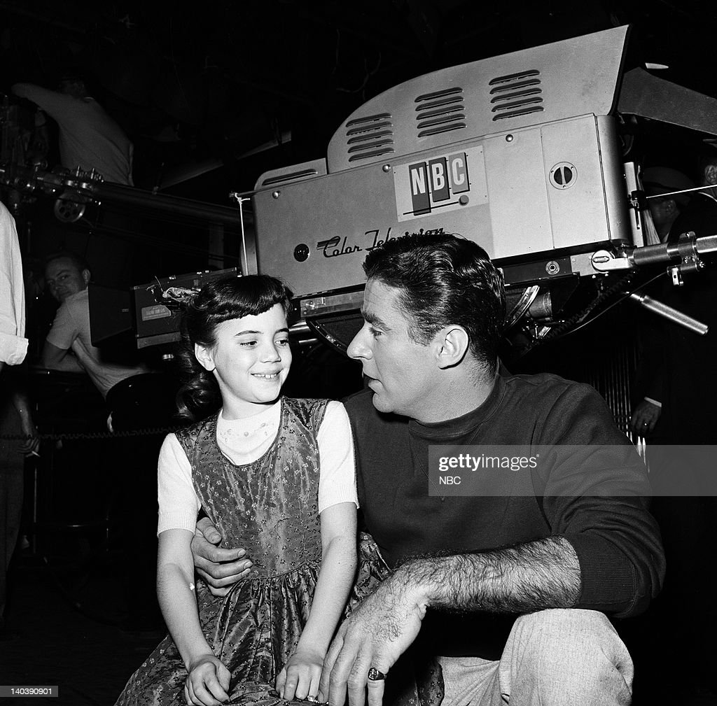 SPECTACULAR 'Inside Beverly Hills' Aired Pictured Melinda Marx Peter Lawford Photo by Gerald Smith/NBCU Photo Bank