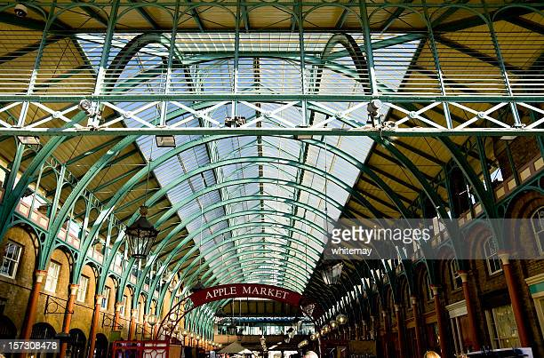 Inside Covent Garden Market