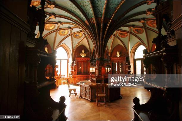 Inside Marienburg castle The Marienburg Castle near Hanover Germany will be the scene of an exceptional international auction In Autumn 2005 Prince...