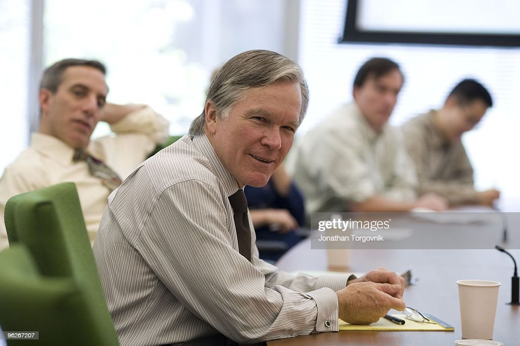 Inside the 'page one meeting' with New York Times Editor Bill Keller May 2008 in New York City There are two daily meeting one at 1030am and the...