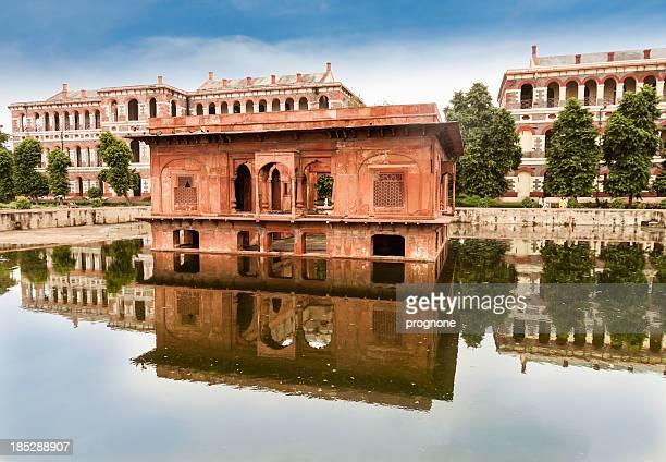 À l'intérieur de l'hôtel, le Fort rouge-Delhi