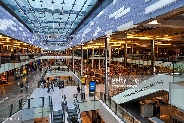 CONTENT] Inside the Stratford shopping mall at the Olympic parc