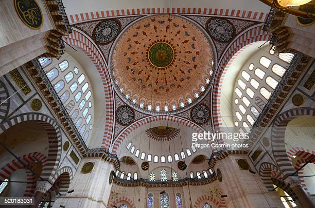 Suleymaniye Mosque Stock Photos and Pictures | Getty Images