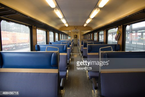train interior stock photos and pictures getty images. Black Bedroom Furniture Sets. Home Design Ideas