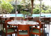 Inside View of the InterContinental The Grand Mumbai Hotel in Mumbai Maharashtra India