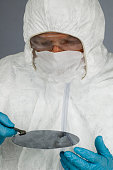 Inspecting a Silicon Wafer