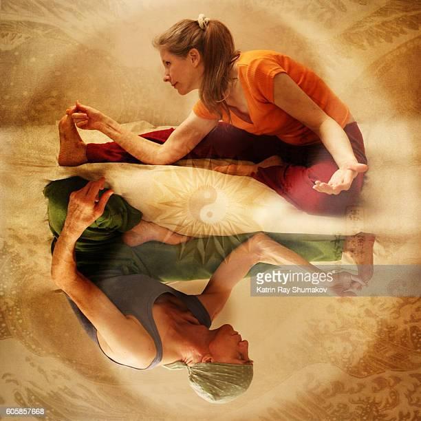 Inspiring Asanas. Unfolding Energies of Yin & Yang