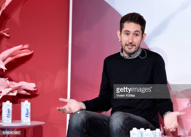 Instagram CoFounder and CEO Kevin Systrom speaks onstage at the inaugural Girlboss Rally on March 4 2017 in Los Angeles California