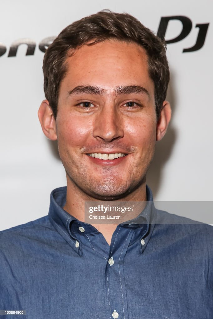 Instagram founder <a gi-track='captionPersonalityLinkClicked' href=/galleries/search?phrase=Kevin+Systrom&family=editorial&specificpeople=7804585 ng-click='$event.stopPropagation()'>Kevin Systrom</a> attends IMS Engage in partnership with W Hotels Worldwide at W Hollywood on April 17, 2013 in Hollywood, California.