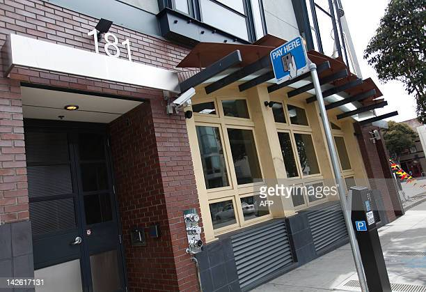 Instagram's new office is seen at 181 South Park Avenue on April 9 2012 in San Francisco just across the street from its old office at 164 South Park...