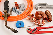 Tools for copper installation