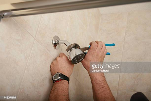Installing A Shower Head