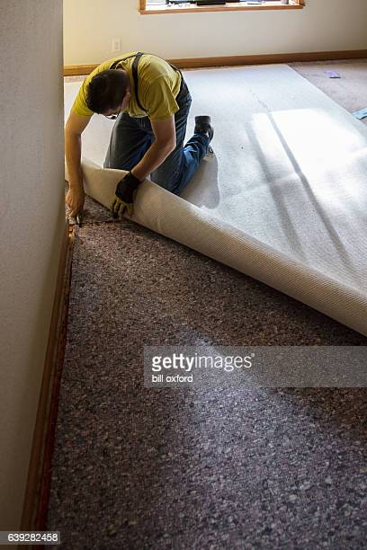 Installing Carpeting