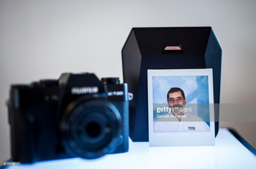 'Instax Share SP-3 SQ' Presentation in Madrid