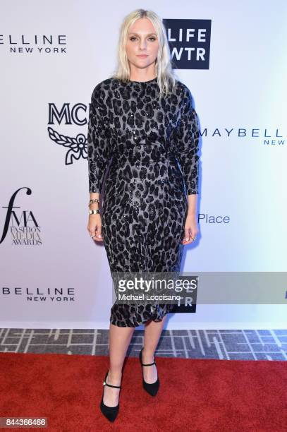 InStyle Editor in Chief Laura Brown attends the Daily Front Row's Fashion Media Awards at Four Seasons Hotel New York Downtown on September 8 2017 in...
