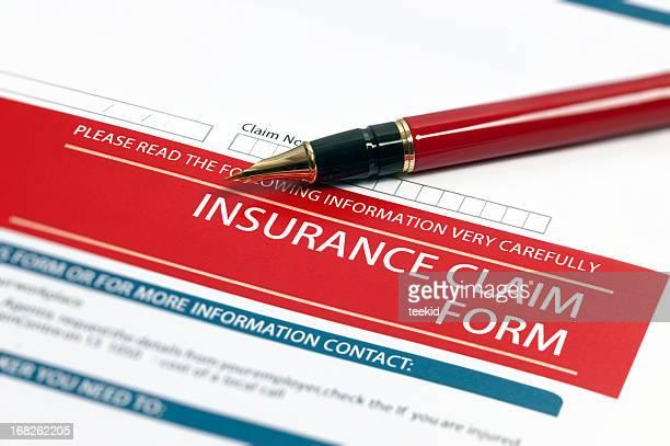 Versicherung Antragsformular