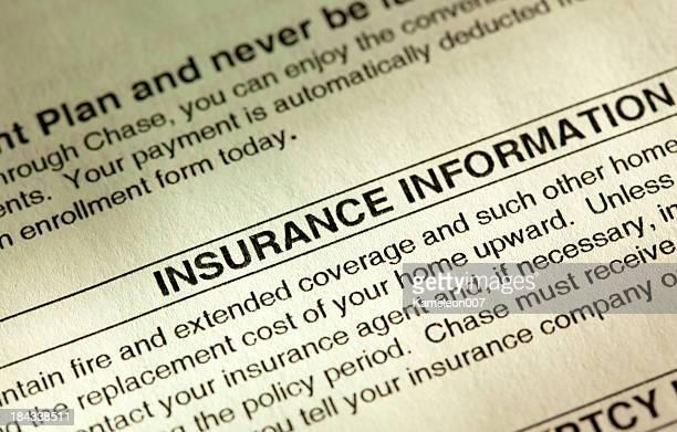 Insurance Information