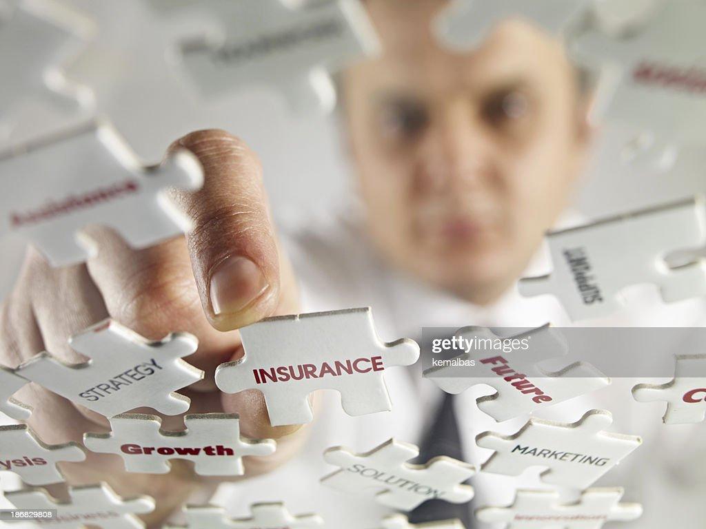 Versicherung : Stock-Foto