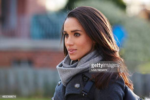 SUITS 'Intent' Episode 415 Pictured Meghan Markle as Rachel Zane
