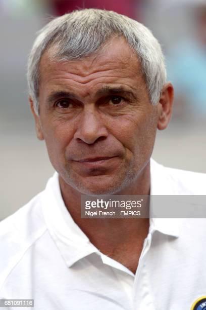 Inter Milan Coach Hector Cuper