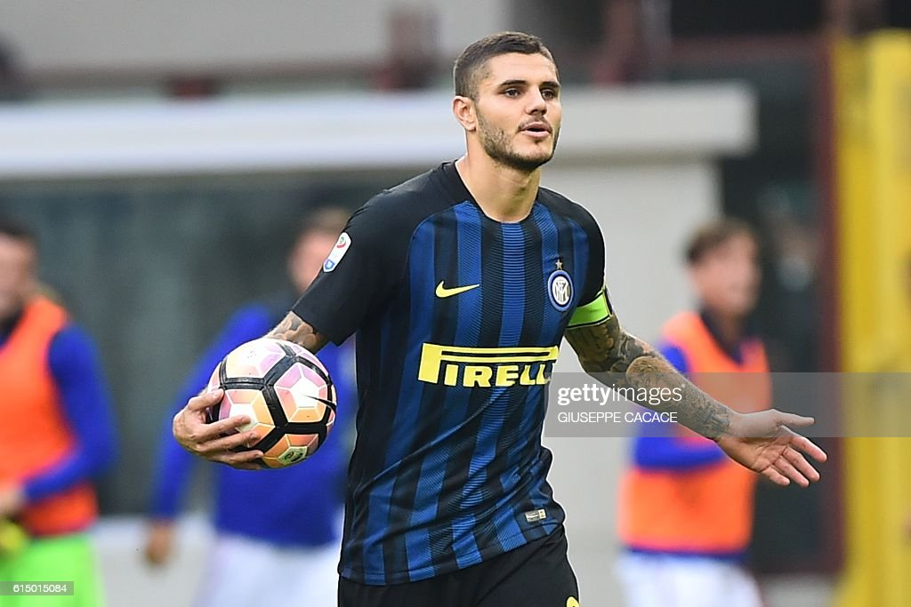 FBL-ITA-SERIEA-INTER-CAGLIARI : News Photo