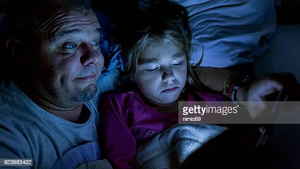 Interactive bedtime fun