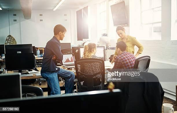 Reuniones interactivas trabajar mejor para su negocio