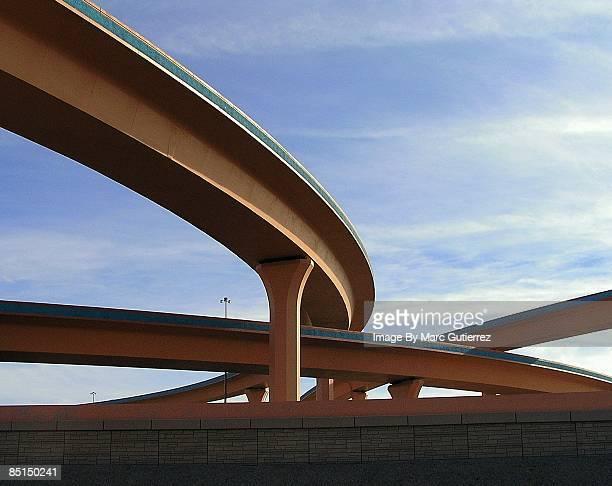 I-25/I-40 interchange in Albuquerque