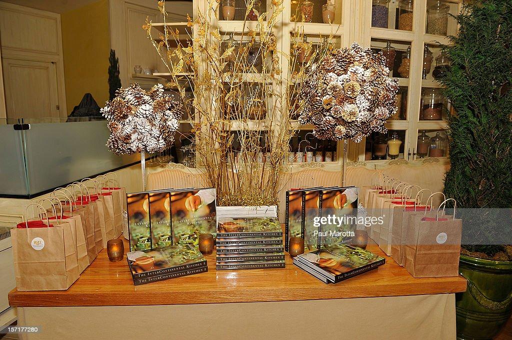 InterContinental Boston Kitchen Passport Launch At On November 29 2012 In