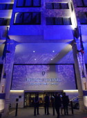 InterContinental London Park Lane General View during InterContinental London Park Lane Relaunch Gala Inside Arrivals at InterContinental Hotel in...