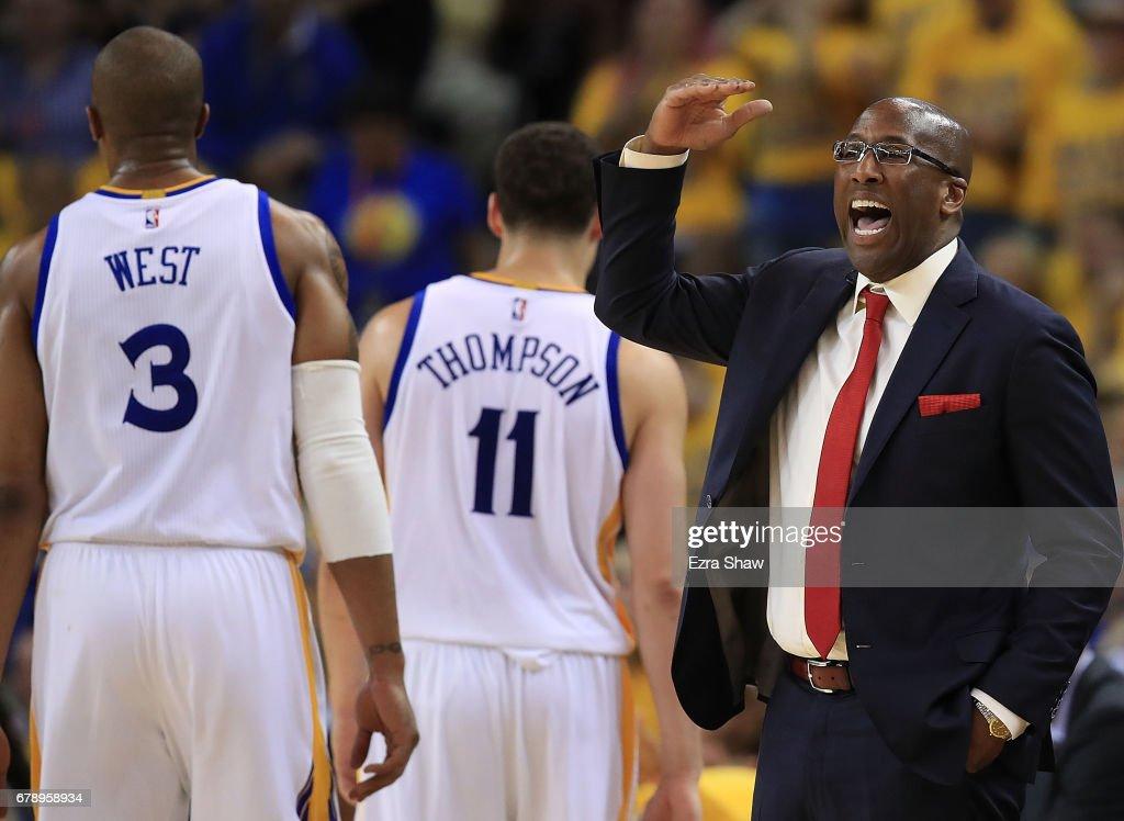 Utah Jazz v Golden State Warriors - Game Two