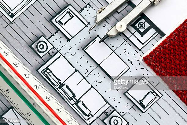 Interior Decoration Plan