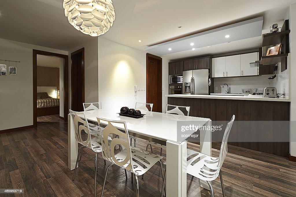 Charmant Intérieur Série De Design: Appartement Moderne, Du0027une Salle à Manger : Photo