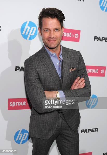 Interior designer author tv host and television personality nate