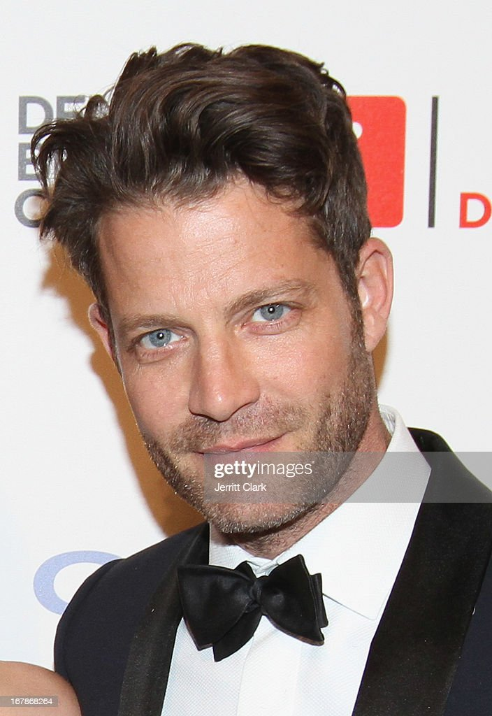 Interior designer Nate Berkus attends the 2013 Delete Blood Cancer Gala at Cipriani Wall Street on May 1, 2013 in New York City.