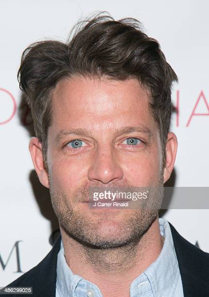 Interior designer Nate Berkus attends the Charm Chain Kaleidoscope Collection Launch at Up Down on April 23 2014 in New York City