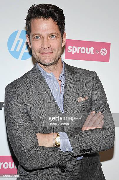 Interior Designer Nate Berkus attends the Paper Magazine New Technology Launch at Center 545 on October 29 2014 in New York City
