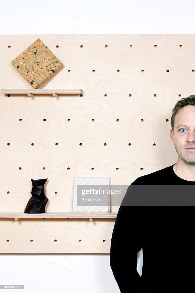 Interior Designer Philip Handford Is Photographed For Frame Magazine On February 17 2015 In London