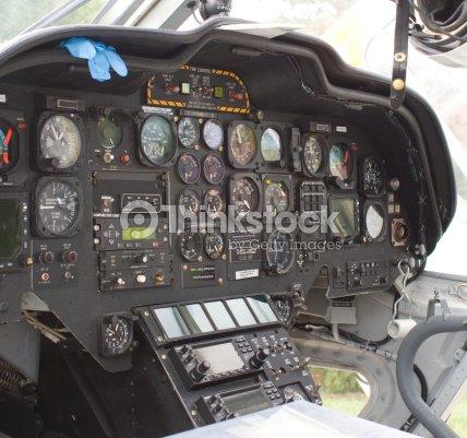 Intérieur Gagues Dun Hélicoptère Photo | Thinkstock